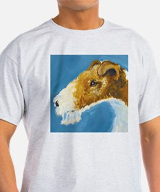 Wirehair Fox Terrier T-Shirt