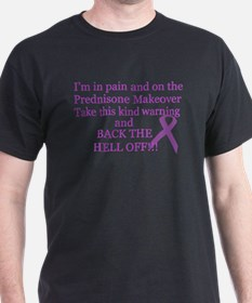 Back the hell off T-Shirt