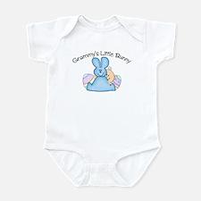 Grammy's Little Bunny Boy Infant Bodysuit