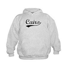 Vintage Cairo (Black) Hoodie