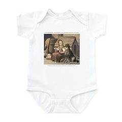 Faithful Friend Infant Bodysuit