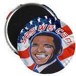 """Barack Obama for President 2.25"""" Magnet (100"""