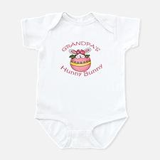 Grandpa's Hunny Bunny GIRL Infant Bodysuit