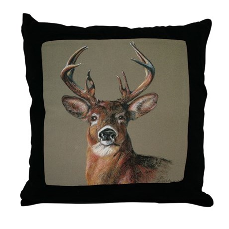 10 Points Throw Pillow