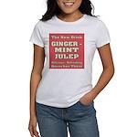 Old Mint Julep Sign Women's T-Shirt