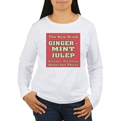 Old Mint Julep Sign T-Shirt