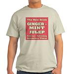 Old Mint Julep Sign Light T-Shirt