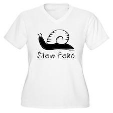 Slow Poke Snail T-Shirt