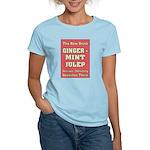 Old Mint Julep Sign Women's Light T-Shirt