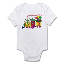 Birthday Express 2nd Infant Bodysuit