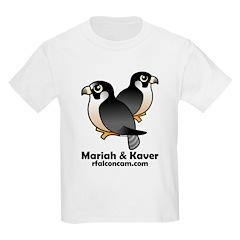 Mariah & Kaver Falconcam T-Shirt