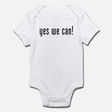 yes we can! Infant Bodysuit