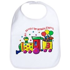 Birthday Express 3rd Bib