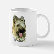 Briard Headstudy Mug