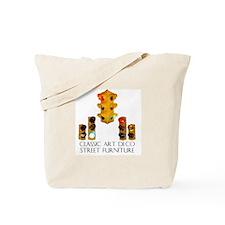 Unique Art deco art Tote Bag