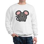 Gray Mousie Sweatshirt