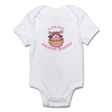 Lola's Hunny Bunny GIRL Infant Bodysuit