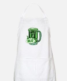 Hilarious St Patricks Day BBQ Apron