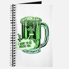 Hilarious St Patricks Day Journal