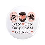 Peace Love Curly Retriever 3.5