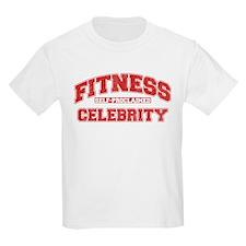 Fitness Celebrity T-Shirt