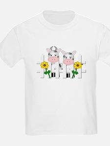 Cute Cows Kids T-Shirt
