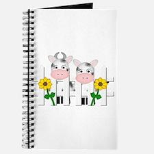 Cute Cows Journal