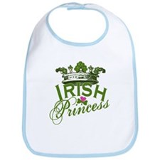 Irish Princess Bib