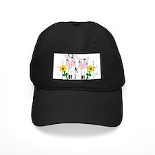 Cute Cows Baseball Hat