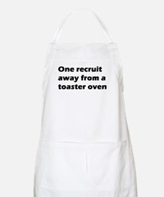 Toaster Oven BBQ Apron