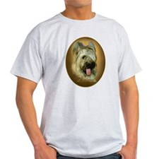 Briard Medallion T-Shirt