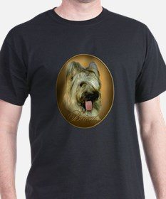 Briard Medallion T-Shirt