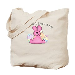 MawMaw's Little Bunny GIRL Tote Bag