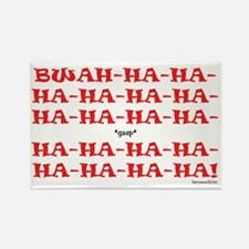 Evil Laugh Rectangle Magnet (10 pack)