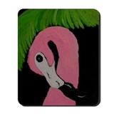 Flamingo mousepad Mouse Pads