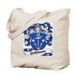 Hoffmann Family Crest Tote Bag