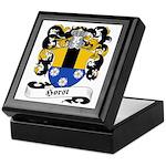 Horst Family Crest Keepsake Box