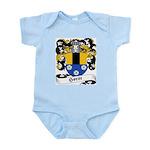 Horst Family Crest Infant Creeper