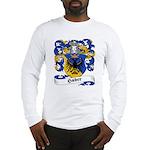 Huber Family Crest Long Sleeve T-Shirt