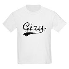 Vintage Giza (Black) T-Shirt