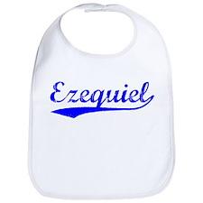 Vintage Ezequiel (Blue) Bib