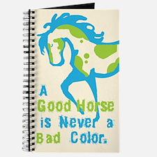 A Good Horse Journal
