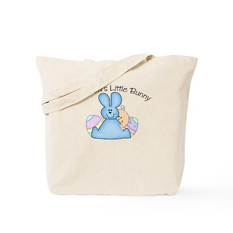 Memaw's Little Bunny Boy Tote Bag