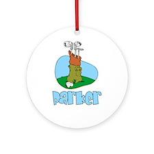 Parker Ornament (Round)