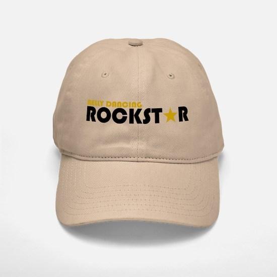 Belly Dancing Rockstar Baseball Baseball Cap