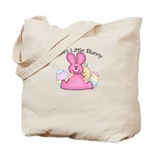 Mimi's Little Bunny GIRL Tote Bag