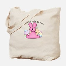 Mimi's Little Bunny GIRL Tote Bag