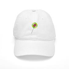 Swirly Lollipop Baseball Cap