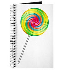 Swirly Lollipop Journal