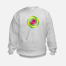 Swirly Lollipop Sweatshirt